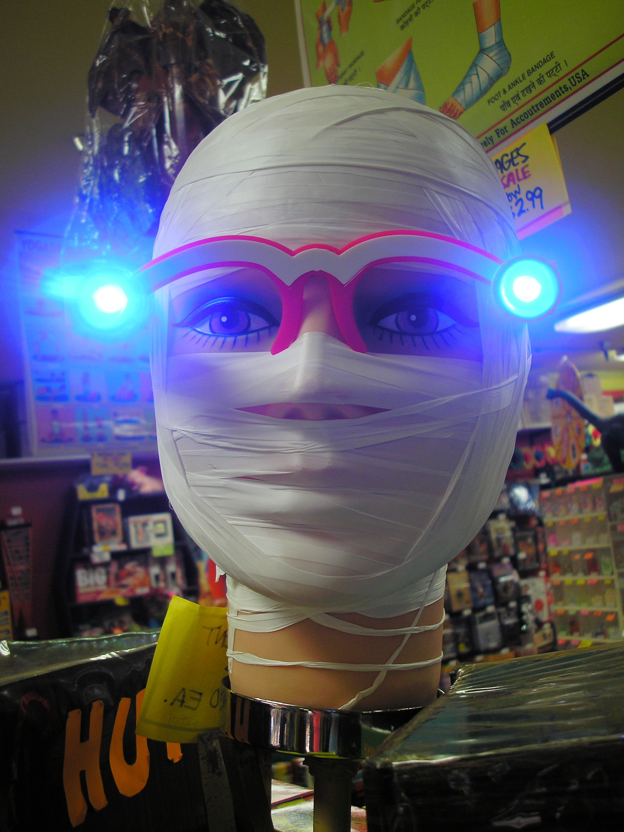 For the home archie mcphee - Magic Eye Electric Light Glasses Archie Mcphee Seattle Store