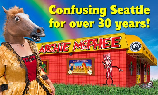 Archie Mcphee Seattle Store