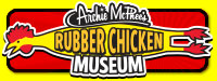 Rubber Chicken Museum